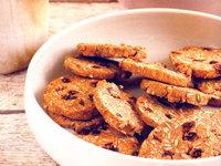 עוגיות גרנולה קלות להכנה